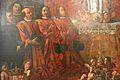 La Immaculada Concepció i els Jurats de València (detall) de Jeroni Jacint Espinosa, Museu Històric Municipal.JPG