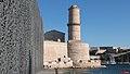 La Tour du fanal, Fort Saint-Jean (Marseille).jpg
