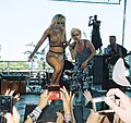 Lady Gaga at Lollapalooza 2010.jpg