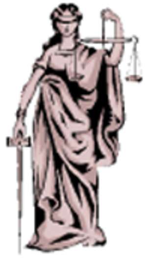 Law school in the United States - Lady Justice