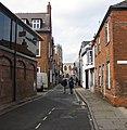 Ladygate, Beverley - geograph.org.uk - 1773056.jpg