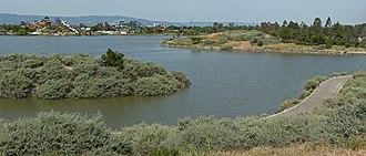 Lake Cunningham - Image: Lake Cunningham