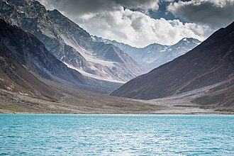 Saiful Muluk - The lake is notable for its picturesque setting in the mountains of northern Pakistan