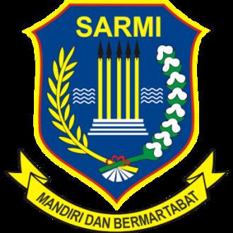 Sarmi Regency - Image: Lambang Kabupaten Sarmi