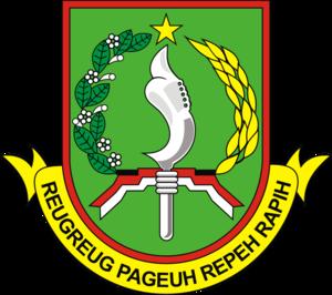 Sukabumi - Image: Lambang Kota Sukabumi