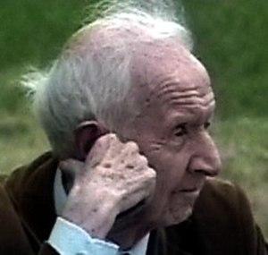 Lancelot Ware - Dr. Lancelot Ware in May 1999