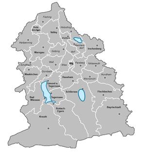 Karte Oberbayern Landkreise.Landkreis Miesbach Wikipedia