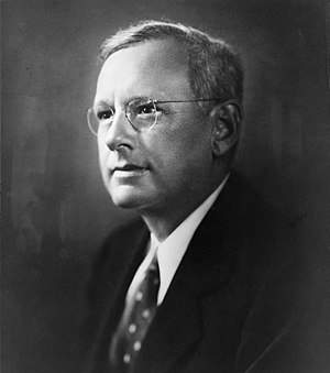 Alf Landon - From the United States Library of Congress's Prints and Photographs Division