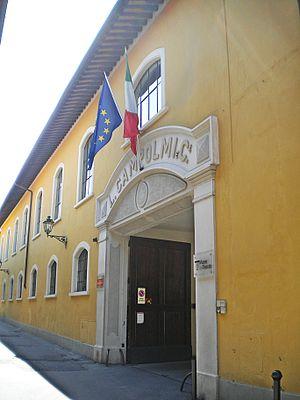 Prato textile museum
