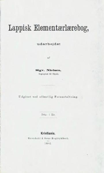 File:Lappisk Elementærlærebog.djvu