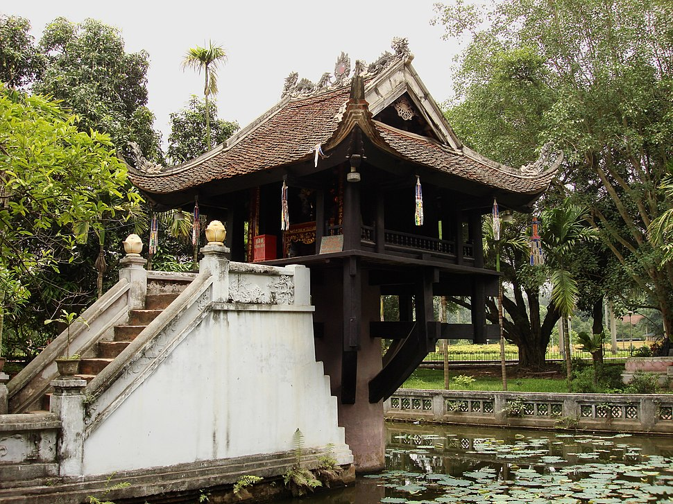 Lascar One Pillar Pagoda (4550966464)