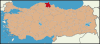 Latrans-Turkey location Sinop.svg