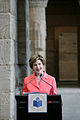Laura Bush speaks at Symposium on Global Literacy.jpg