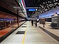 Lauttasaari metro station interior.jpg