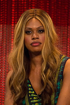 Laverne Cox in 2014
