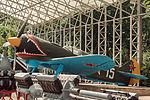 Lavochkin La-5 in the Great Patriotic War Museum 5-jun-2014 Side.jpg