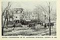 Laying cornerstone of St. Augustine Episcopal Church in 1898.jpg