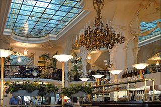 Brasserie Le Grand Caf Ef Bf Bd Moulins