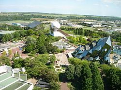 Le parc du futuroscope.JPG