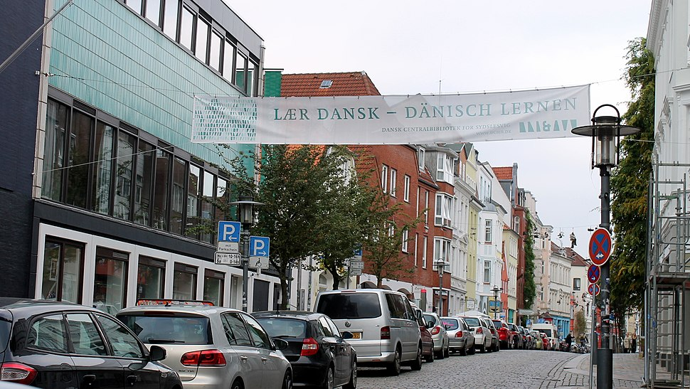 Learn Danish in Germany, 2012, ubt