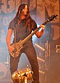Legion of the Damned, Harold Gielen at Party.San Metal Open Air 2013 02.jpg