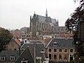 Leiden Hooglandse kerk vanuit Burcht.jpg