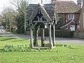 Leigh village pump - geograph.org.uk - 1217468.jpg