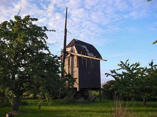 Leimbach, Windmühle