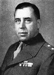 Leland Hobbs US Army general
