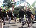 Lemper raksasa Merti Desa, Sleman Yogyakarta 11292015.jpg