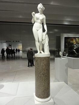 Lens - Inauguration du Louvre-Lens le 4 décembre 2012, la Galerie du Temps, n° 190.JPG