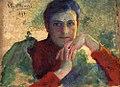Leon Wyczółkowski - Dziewczyna 1892.jpg