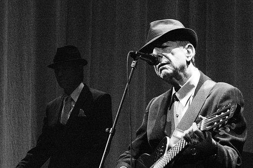 Leonard Cohen 2115