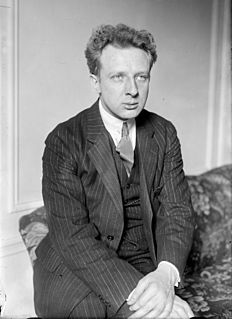 Leopold Stokowski British conductor