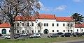 Leopoldau (Wien) - Pfarrhof.JPG