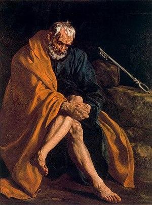 The Tears of Saint Peter