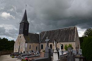 Les Oubeaux - Image: Les Oubeaux Eglise Sainte Marie Magdeleine (1)