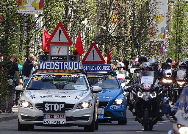 Leuven - Brabantse Pijl, 15 april 2015, vertrek (D02).JPG