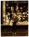 Lewis Hine, Simon Mellitto, age 10, newsboy, Philadelphia, 1910.jpg