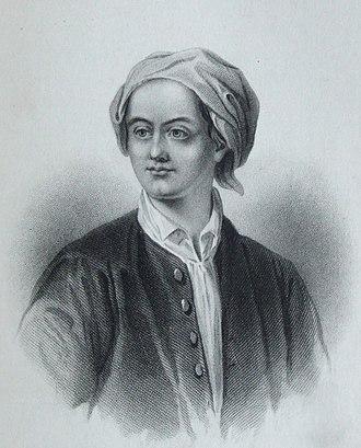 Lewis Morris (1701–1765) - Lewis Morris