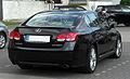 Lexus GS 450h (III) – Heckansicht, 15. Mai 2011, Wuppertal.jpg