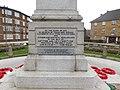 Leyton and Leytonstone War Memorial, Leytonstone High Road 2.jpg