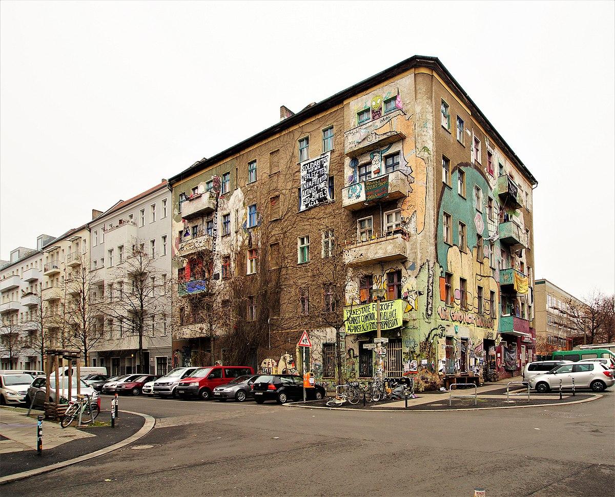 Liebigstraße 34 Berlin