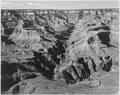 "Lighter shadows, ""Grand Canyon National Park,"" Arizona, 1933 - 1942 - NARA - 519886.tif"