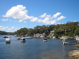 Lilli Pilli, New South Wales Suburb of Sydney, New South Wales, Australia