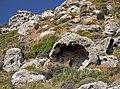 Limestone erosion. Rhodes, Greece.jpg