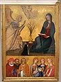 Lippo memmi, annunciazione e santi, 1340-50 ca.JPG