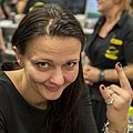 Lise Myhre, Bokmässan 2013 1 (crop).jpg