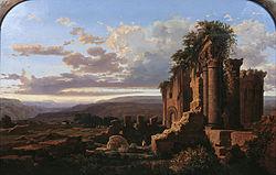 Lluís Rigalt i Farriols: Ruïnes (Rigalt)