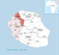 Locator map of Kanton La Possession 2018.png